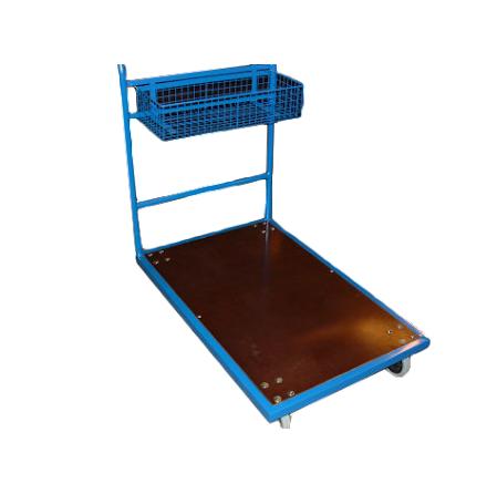 vagn reservdellager/utrustning