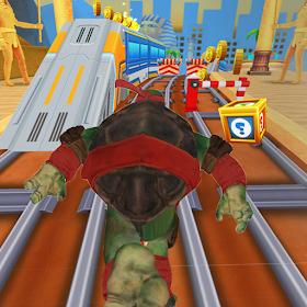 Ninja Subway Turtle 2019