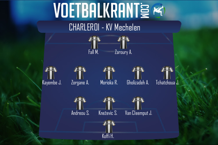 Charleroi (Charleroi - KV Mechelen)