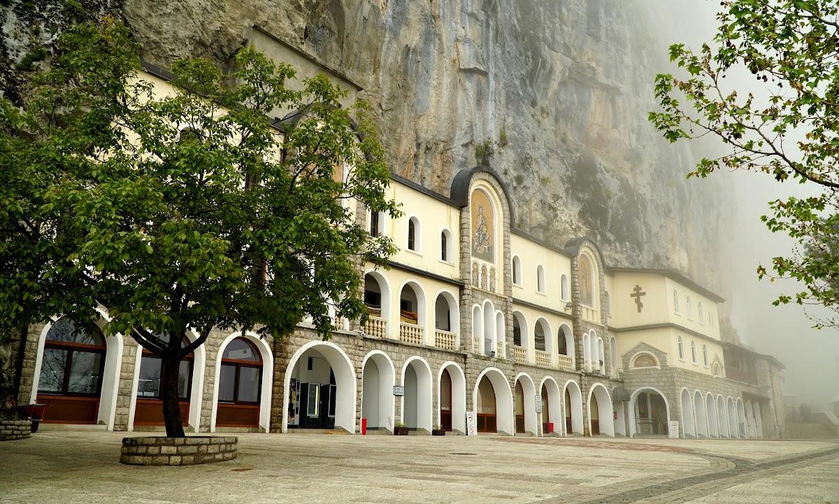 Monastyr Ostrog Czarnogóra