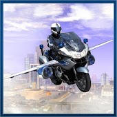 Extreme Flying Motorcycle