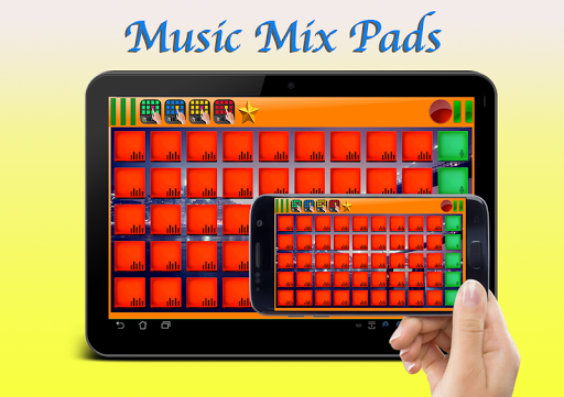 Music Mixer Pads for PC