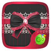 Gothic Lolita Keyboard Theme