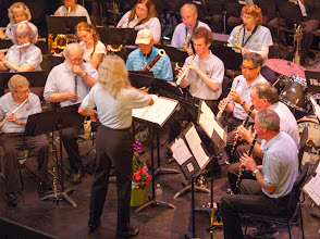"Photo: ""The Phantom of the Opera"" with euphonium soloist"