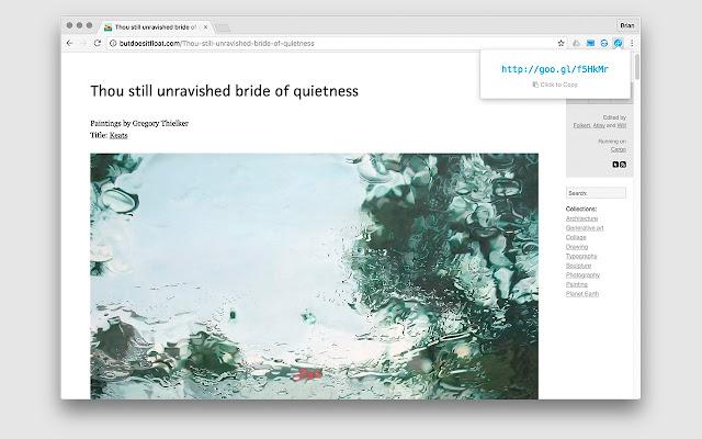 Goo.gl Go | URL Shortener