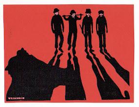 Photo: Mail Art 365 card 1f 12/19/2011