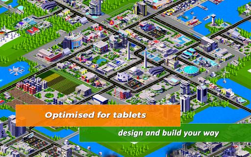 Designer City 2: city building game 1.06 screenshots 9