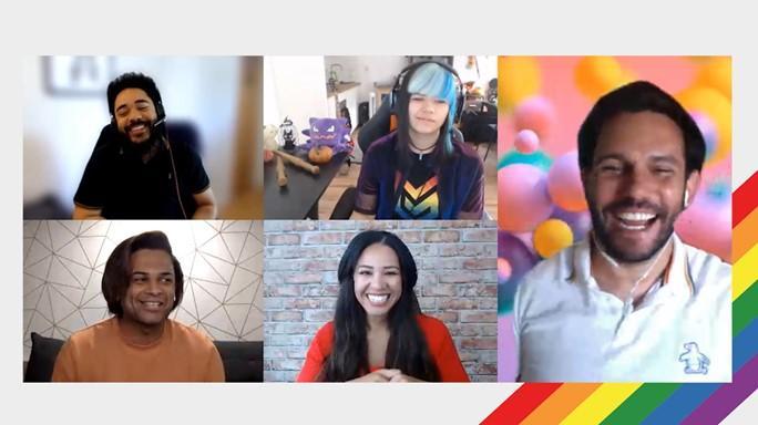 Pride@PlayStation eNet-Gruppen veranstalten eine Reihe von virtuellen Veranstaltungen innerhalb von SIE, um die LGBTQ+-Community zu feiern.