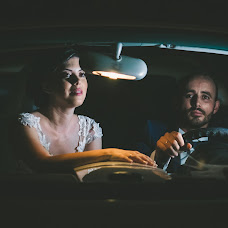 Wedding photographer Aris Konstantinopoulos (nakphotography). Photo of 23.10.2018