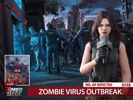 Code Triche Zombie Siege: Last Civilization APK MOD (Astuce) screenshots 6