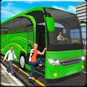 City Bus Simulator - Impossible Bus & Coach Drive icon