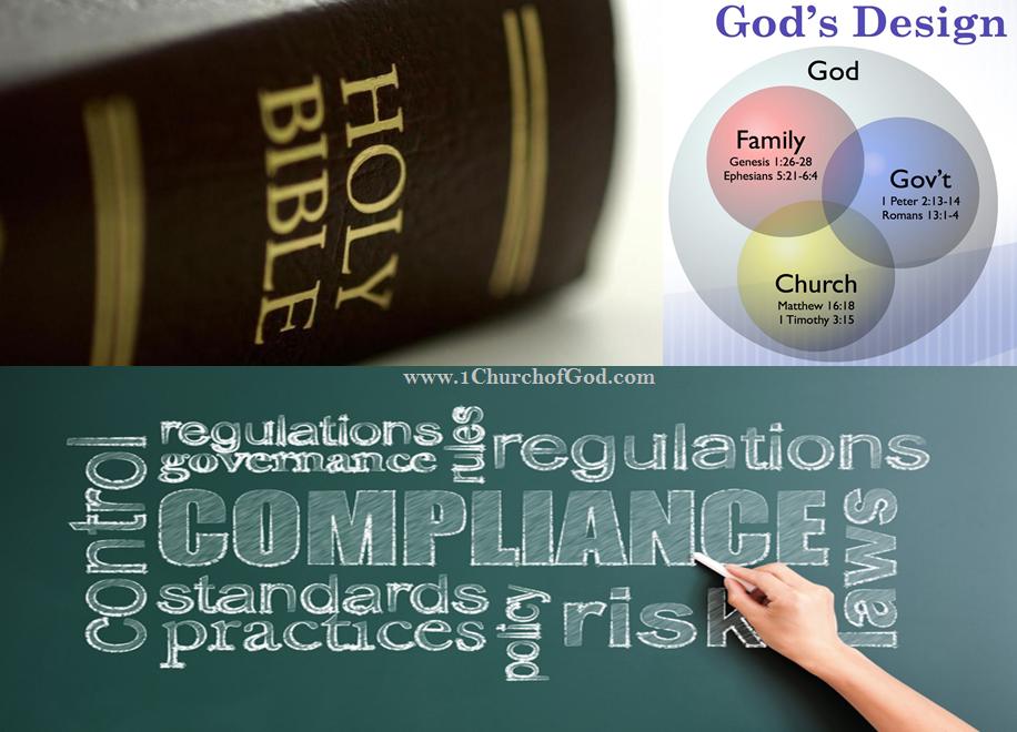 Compliance to God