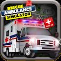 Rescue Ambulance Simulator icon