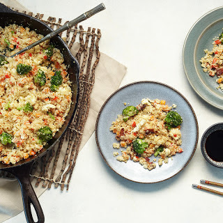 Grain-Free Cauliflower Fried Rice