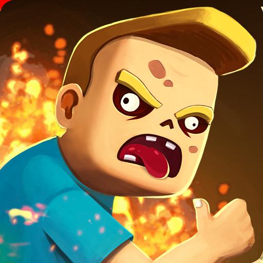 Zombie Defense - Merge Games