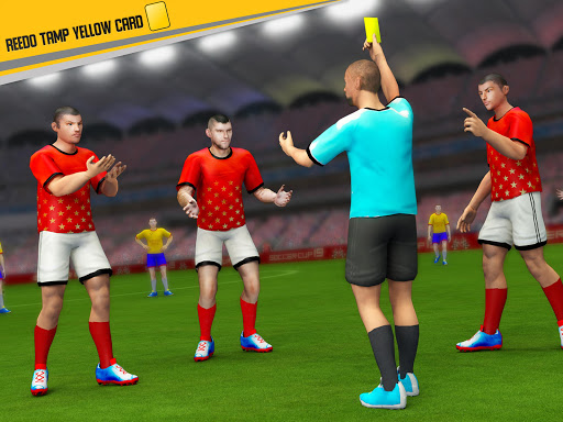 Soccer League Dream 2021: World Football Cup Game apkmr screenshots 8