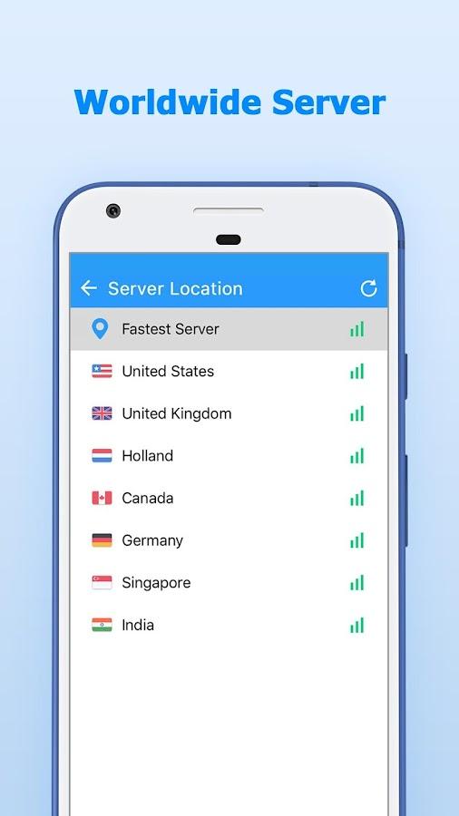 High speed us proxy server