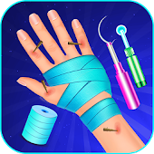 Hand Surgery 2018 : Bone Doctor Game