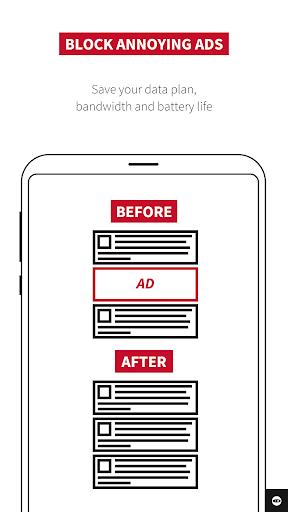 Adblock Plus for Samsung Internet - Browse safe. 1.2.1 screenshots 11