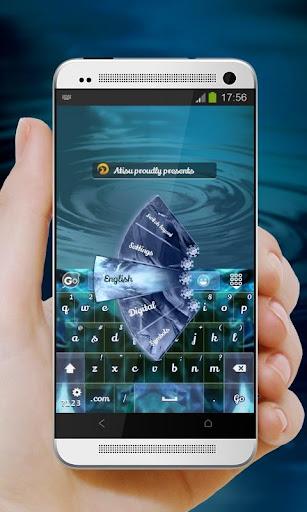 凍結 GO Keyboard