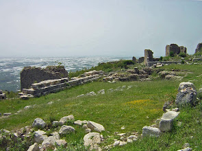 Photo: Rhodiapolis, the Agora .......... Rhodiapolis, de Agora