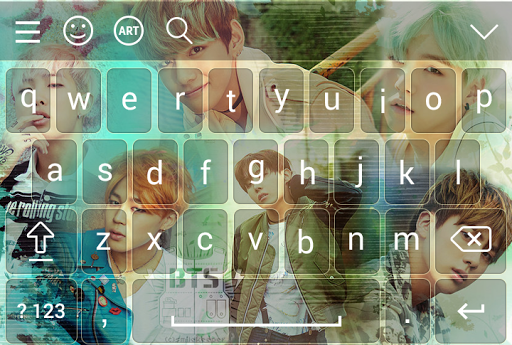 bts keyboard screenshot 2