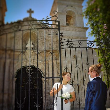 Wedding photographer Patricio Fuentes (patostudio). Photo of 22.12.2017
