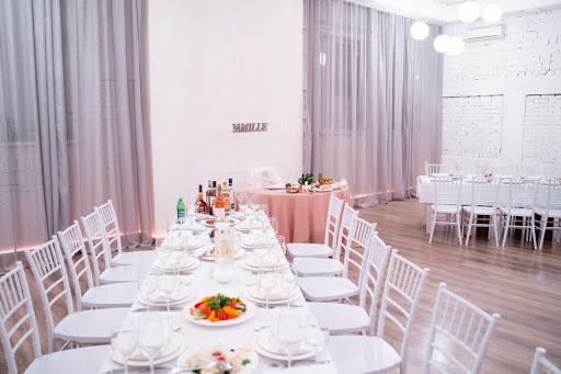 Камерный зал в ресторане Forest-holl для свадьбы