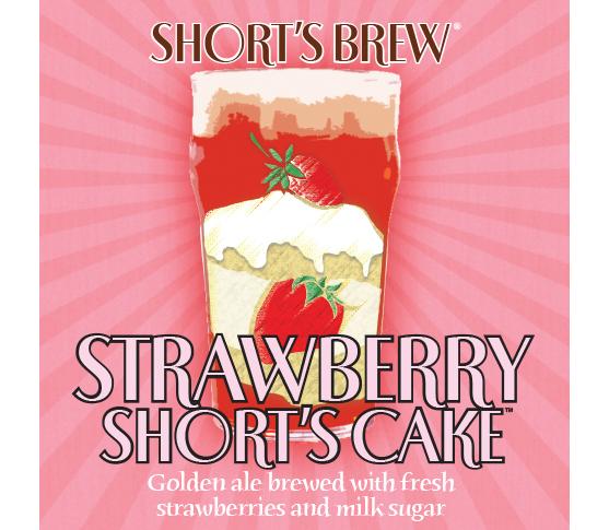 Logo of Short's Strawberry Short's Cake