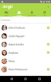 Jongla - Instant Messenger Screenshot 8