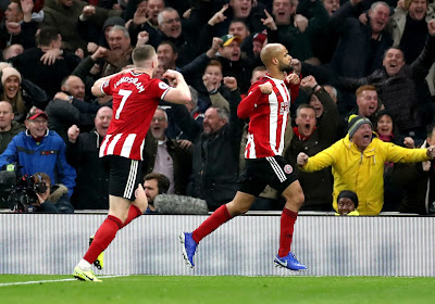 Sheffield blaast Manchester United omver in de eerste helft, maar moet tevreden zijn met een punt na een sensationele wedstrijd