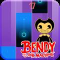 Bendy Ink Machine Piano Tiles