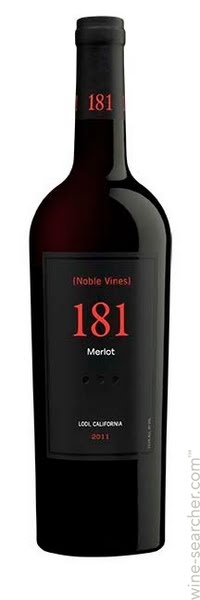Logo for Noble Vines 181 Merlot