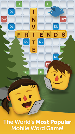 Words With Friends Free  screenshot 1
