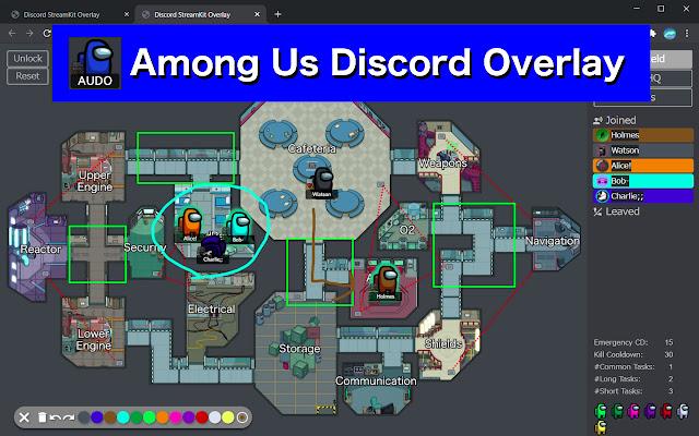 Discord among us