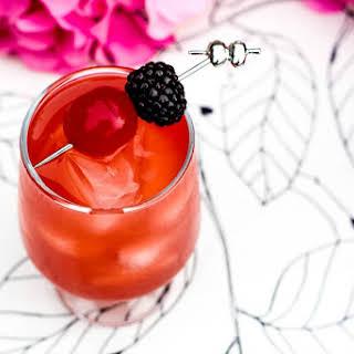 Cherry Rum Punch.