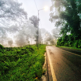 Another road by Hsn Doel - Instagram & Mobile Android