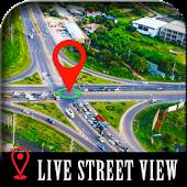 Tải Game sống bản đồ đường phố xem đường phố điều hướng