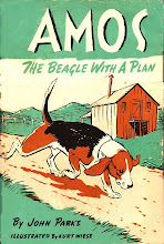 Photo: Amos, The Beagle With A Plan.  John Parke (author), Pantheon, 1953.