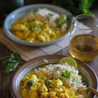 30-Minute Thai Chicken Curry.