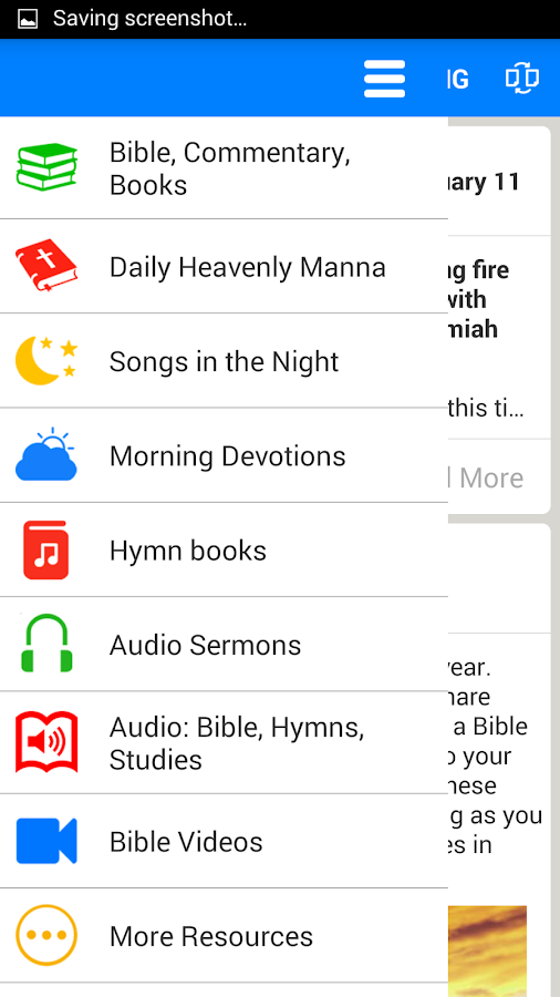 Bible Study Tools, Audio Video- screenshot