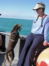 Photo: Fearless crew: Sadie & Jeanne