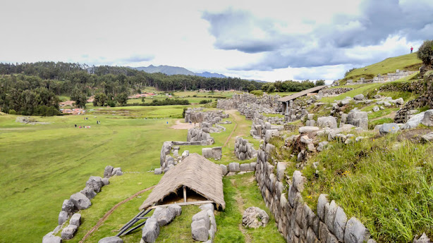 Saqsaywaman+ruins+cusco+peru+south+america