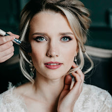 Wedding photographer Nina Zverkova (ninazverkova). Photo of 03.04.2018