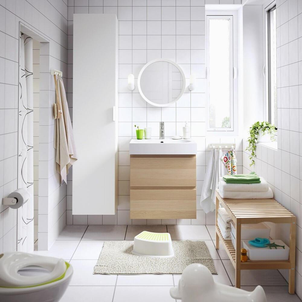 """Tránh thiết kế theo kiểu """"phòng tắm ngắm phòng thờ"""""""