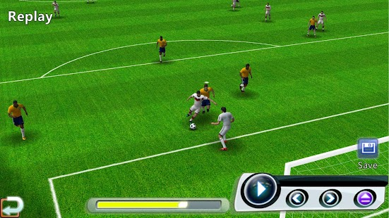 Winner Soccer Evo Elite Screenshot