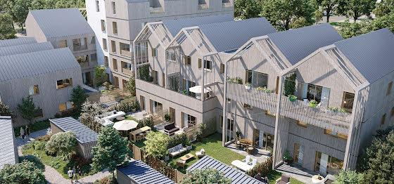 Vente appartement 3 pièces 58,7 m2