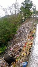 Photo: Chamundi hills je plastic free zone!!!!! :-)