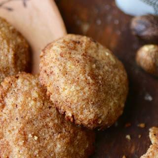 Nutmeg Butter Balls Recipe