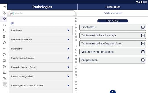 Guide de Thu00e9rapeutique 1.1.2 screenshots 12